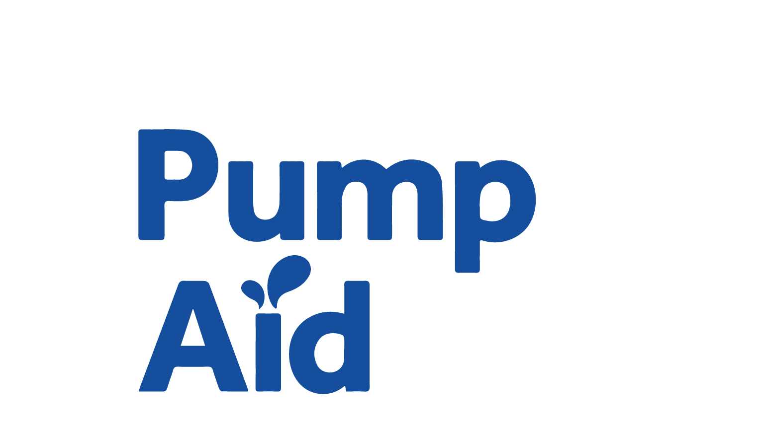 We partnered with Pump Aid